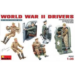 MA-35042 1/35 WWII Drivers