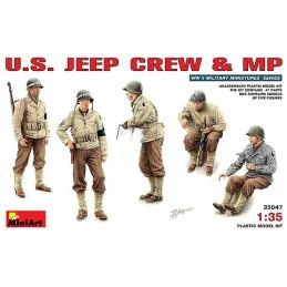 MA-35047 1/35 US Jeep Crew  MP
