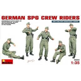 MA-35054 1/35 German SPG Crew Riders