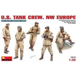 MA-35070 Miniart 35070 1/35 US Tank Crew NW Europe