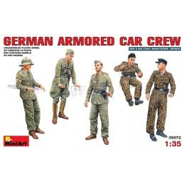 MA-35072 1/35 German armoured car crew