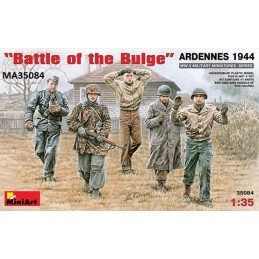 MA-35084 1/35 Battle of the Bulge Ardennes 1944