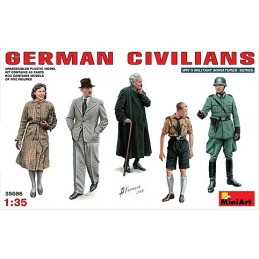 MA-35086 1/35 German Civilians