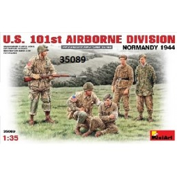 MA-35089 1/35 US 101st Airborne Div. Normandy 1944