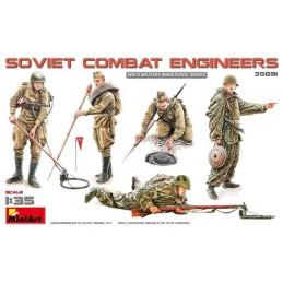 MA-35091 MINIART 35091  1/35 Soviet Combat Engineers