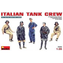 MA-35093 1/35 Italian Tank Crew