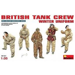 MA-35121 1/35 British Tank Crew Winter Uniform