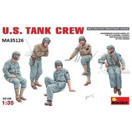 MA-35126 1/35 U.S. Tank Crew