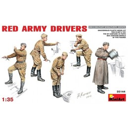 MA-35144 1/35 Red Army Drivers