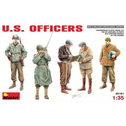 MA-35161 1/35 US Officers