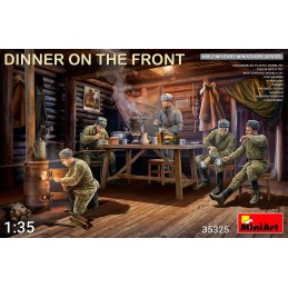 MA-35325 MiniArt 35325 Dinner on the front