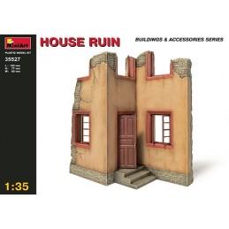 MA-35527 1/35 House Ruin