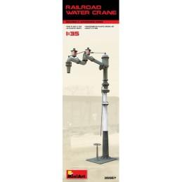 MA-35567 MINIART 35567 1/35 RAILROAD WATER CRANE
