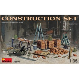 MA-35594 MINIART 35594 1/35 Construction Set