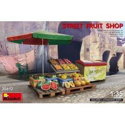 MA-35612 MiniArt 35612 1/35 Street Fruit Shop