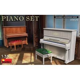 MA-35626 MiniArt 35626 1/35 Piano Set