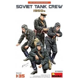 MA-37053 MINIART 37053 1/35.Soviet Tank Crew 1950s