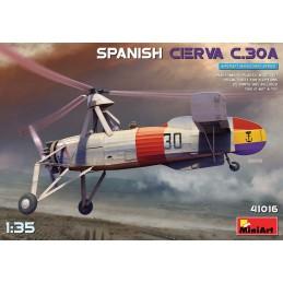 MA-41016 MiniArt 41016 1/35 Spanish Cierva C.30A