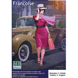 MB-24067 Master Box 24067 1/24 Francoise
