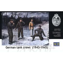 MB-3507 1/35 German Tank Crew Nr. 1