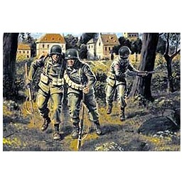 MB-3511 1/35 US Paratroopers 1944