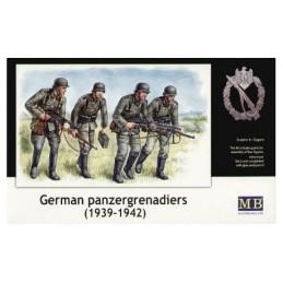 MB-3513 1/35 German Panzergrenadiers 1939-42