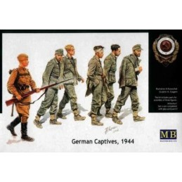 MB-3517 1/35 German Captives 1944