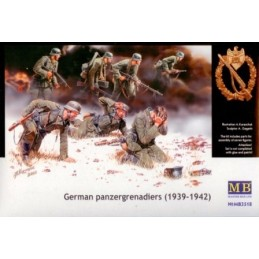 MB-3518 1/35 German Panzergrenadiers (7)