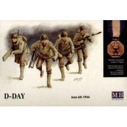 MB-3520 1/35 US Rangers Normandy 1944
