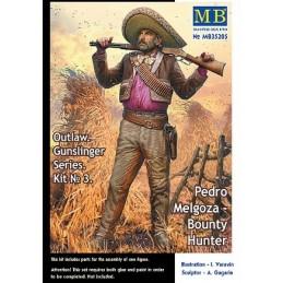 MB-35205 Master Box 35205 1/35 Pedro Melgoza - Bounty Hunter