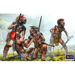 MB-35209 Master Box 35209 1/35 Protective Circle - Indian Wars series