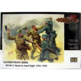 MB-3524 1/35 Hand-to-hand Fight 1941-42