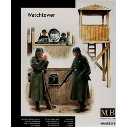 MB-3546 1/35 Watchtower