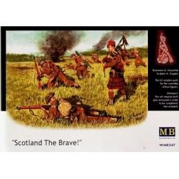 MB-3547 1/35 Scotland The Brave