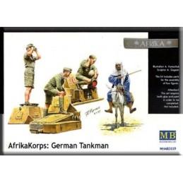 MB-3559 1/35 Deutsches Afrika Korps, WWII Era