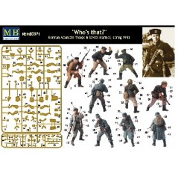MB-3571 1/35 Who s that ?