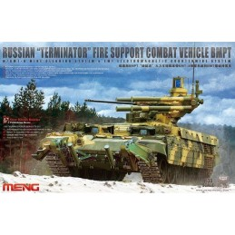 MENG-TS010 1/35 Russian Terminator Fire Support Combat Vehicle BMPT