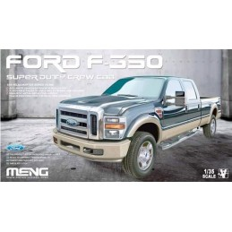 MENG-VS006 1/35 MENG MODEL VS006 1/35 FORD F-350 Super Duty Crew Cab