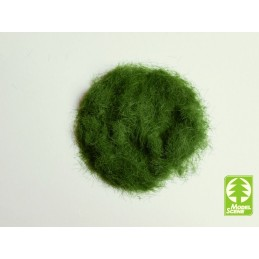 MS-004-02 Model Scene 004-02 Grass-Flock 4,5 mm - Green 50g