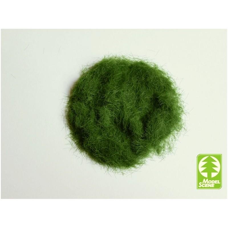 MS-004-02 Model Scene 004-02 Grass-Flock 4,5 mm - Green 50g