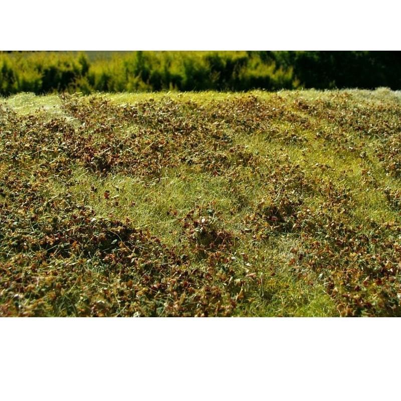 MS-F510 Model Scene F510 grass mats premium 18x28cm.Low bushes - Autumn Colour