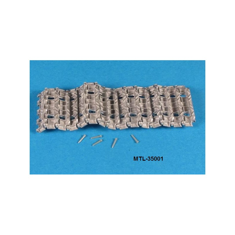 MTL-35001 Workable Metal Tracks for Pz.Kpfw.V Panther Ausf.A / G