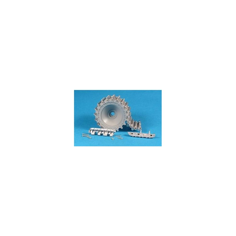 MTL-35005 MASTERCLUB 35005 1/35  Workable Metal Tracks for Pz.Kpfw.VI Tiger Late