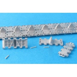 MTL-35022 1/35  Workable Metal Tracks for T-34 M1942