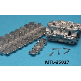 MTL-35027 1/35 Workable Metal Tracks for KV-1 / KV-2