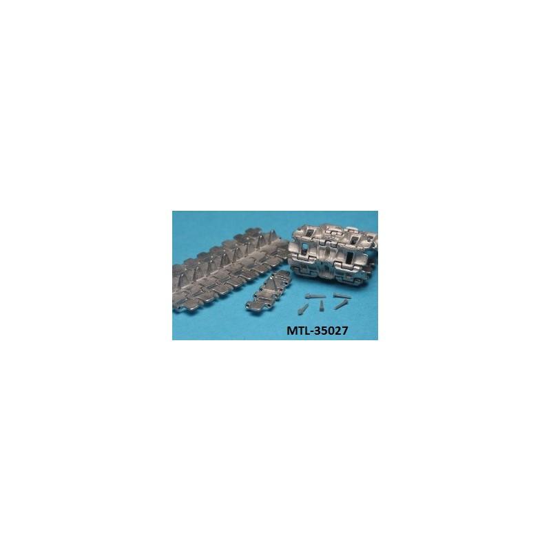MTL-35027 1/35 Workable Metal Tracks for KV-1 / KV-2