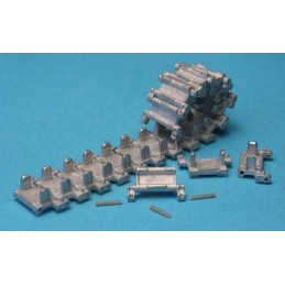 MTL-35041 MASTERCLUB 35041 1/35  Workable Metal Tracks and Drive Sprockets for BMP-1