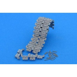 MTL-35053 MASTERCLUB 35053 1/35 Workable Metal Tracks for T-14 Armata