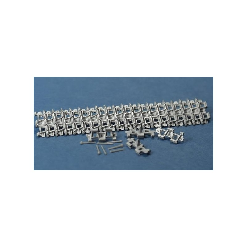 MTL-35067 master club 35067 1/35 Workable Metal Tracks for T-35(t)