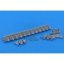 MTL-35084 MASTERCLUB 35084 1/35 cadenas de metal para el Churchill Late
